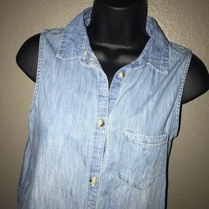 Authentic American Heritage - Jean Top - Small